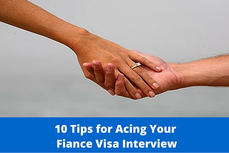 tips for fiance interview
